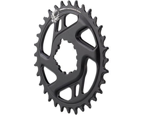 SRAM X-Sync 2 Eagle Cold Forged Aluminum Direct Mount Chainring (3mm Offset (Boost)) (32T)