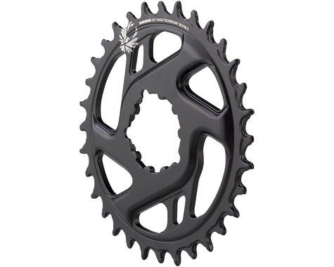 SRAM X-Sync 2 Eagle Cold Forged Aluminum Direct Mount Chainring (3mm Offset) (32T)