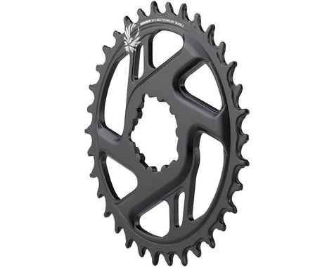 SRAM X-Sync 2 Eagle Cold Forged Aluminum Direct Mount Chainring (3mm Offset (Boost)) (34T)
