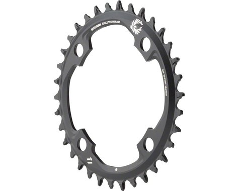 SRAM X-Sync 2 Eagle 11 or 12-Speed Chainring (Black) (104mm BCD) (34T)