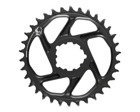 SRAM X-Sync 2 Eagle SL DM Chainring (Black/Grey Logo) (Boost) (3mm Offset) (36T)