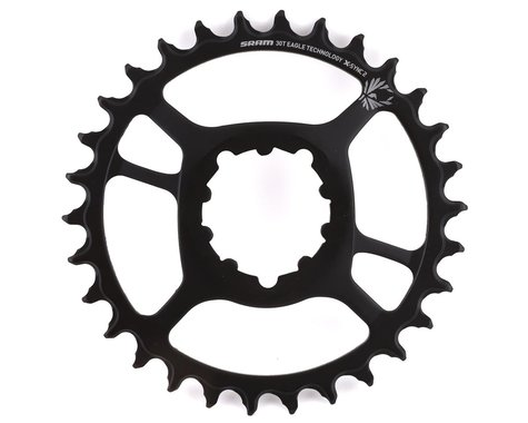 SRAM X-Sync 2 Eagle Steel Direct Mount Chainring (Boost) (3mm Offset (Boost)) (30T)