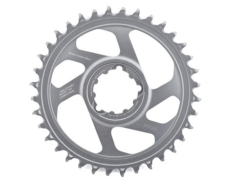 SRAM Eagle X-SYNC 2 Direct Mount Chainring (Polar Grey) (3mm Offset (Boost)) (36T)