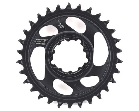 SRAM Eagle X-SYNC 2 SL Direct Mount Chainring (Grey) (Boost) (3mm Offset (Boost)) (30T)