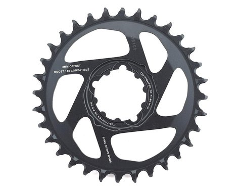 SRAM Eagle X-SYNC 2 SL Direct Mount Chainring (Grey) (Boost) (3mm Offset (Boost)) (32T)