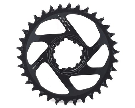 SRAM Eagle X-SYNC 2 SL Direct Mount Chainring (Grey) (Boost) (3mm Offset (Boost)) (34T)