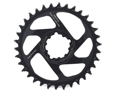 SRAM Eagle X-SYNC 2 SL Direct Mount Chainring (Grey) (Boost) (3mm Offset) (34T)