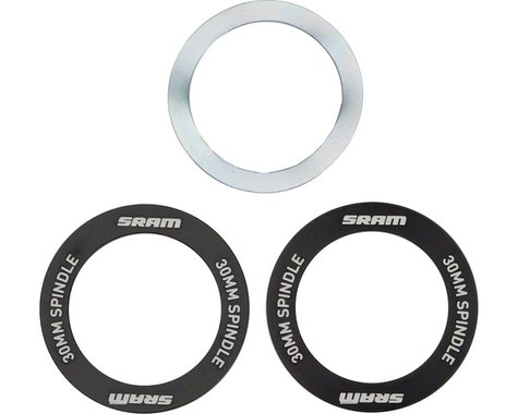 SRAM BB30 Bearing Shield & Wave Washer