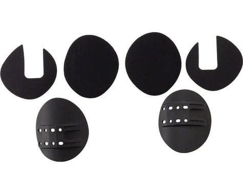 Zipp Vuka Alumina Clip Armrest Kit (Black) (Bolts not included)