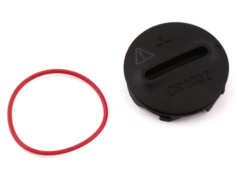 SRAM Eagle AXS Controller Battery Hatch and O-Ring (Black)