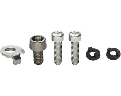 SRAM Pre-2012 Red Rear Derailleur Cable Anchor and Limit Screw Service Parts Kit