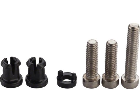 SRAM X9 10 Speed Rear Derailleur B Screw and Limit Screw Kit (Steel)
