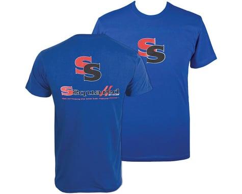 SSquared Logo Youth TShirt (Blue)