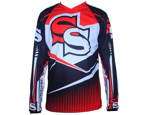SSquared Practice Jersey (Red) (XL)