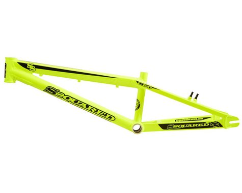 SSquared CEO Frame (Flo Yellow) (Junior Cruiser)