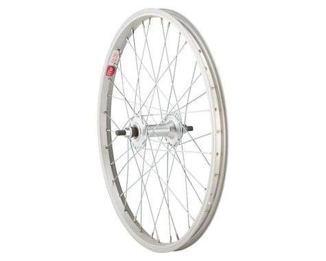 """Sta-Tru 20"""" Front Wheel (3/8"""" x 100mm) (1) (20 x 1.50)"""