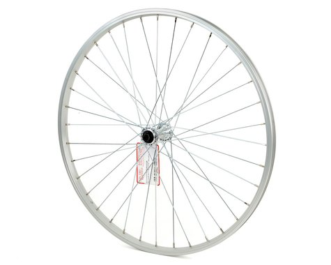 "Sta-Tru ST1 26"" Front Alloy Rim Brake Wheel (QR) (Silver)"