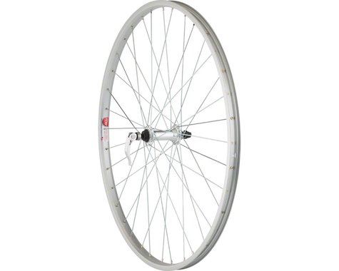 "Sta-Tru Front Wheel 650B / 27.5"" (584 ISO) x21mm Quick-Release Axle, 36 Spokes,"