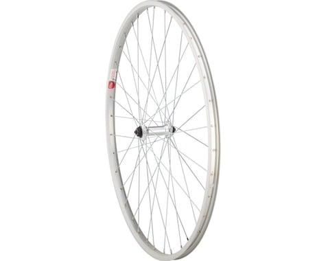 Sta-Tru Front Wheel (Silver) (700c x 35mm) (Quick Release) (36 Spokes)