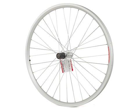 "Sta-Tru 26"" Double Wall Rear Wheel (32 Spokes) (8/9 Speed) (Silver)"