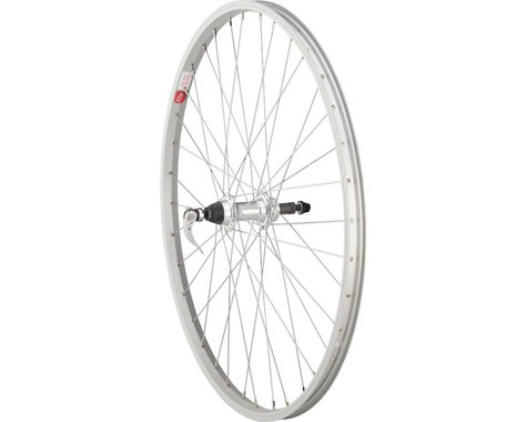 "Sta-Tru Rear Wheel (Silver) (26"") (Quick Release) (36 Spokes)"