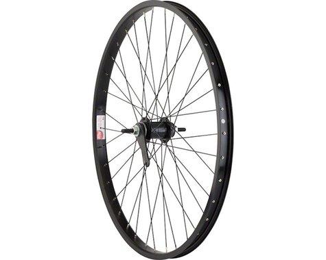 "Sta-Tru Rear Wheel 26"" x 1.75"" Coaster Brake, 36 Spokes, Black"