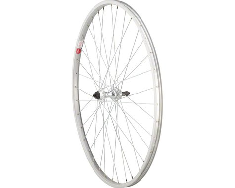 "Sta-Tru Rear Wheel 27"" x 1.25"" Quick-Release Axle, 36 Spokes, 5-8 Speed Freewhee"
