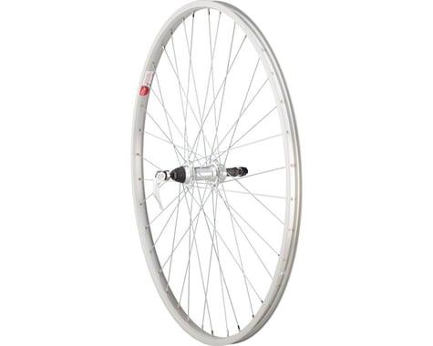 Sta-Tru Rear Wheel (700c x 35mm) (Quick Release) (36 Spokes) (5-8 Speed) (Freewheel)