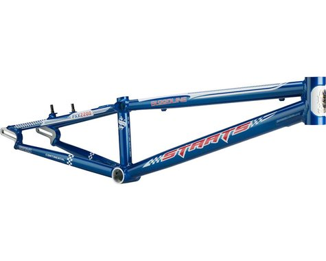 "Staats Bloodline Continental BMX Race Frame - Pro XXL, 22"" TT, French Blue"