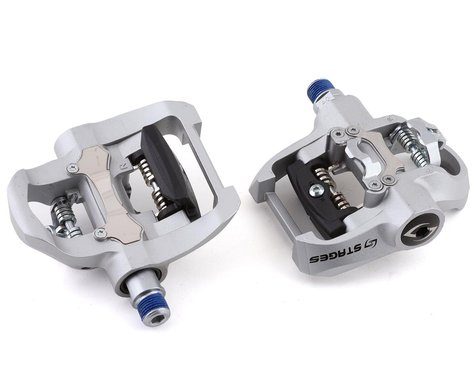 Stages SP3 Indoor Cycling Pedals (Grey)