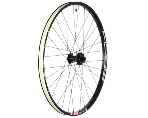 """Stans Arch MK3 26"""" Disc Tubeless 15 TA Front Wheel"""
