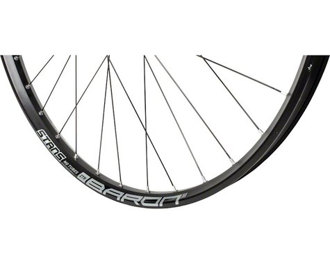 """Stans Baron S1 26"""" Disc Front Wheel (15 x 110mm Boost)"""