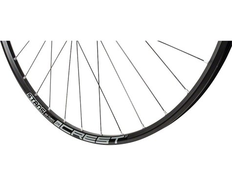 """Stans Crest S1 26"""" Front Wheel (QR x 100mm) (23mm Width)"""