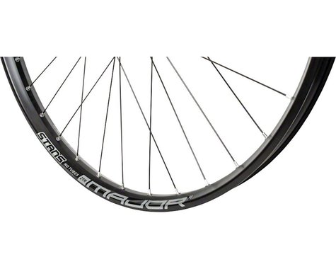 "Stans Major S1 27.5"" Front Wheel (15 x 110mm Boost) (38mm Width)"