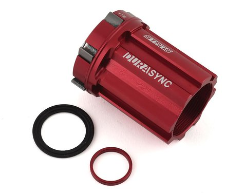 Stans Durasync Freehub Body (Red) (Campagnolo)