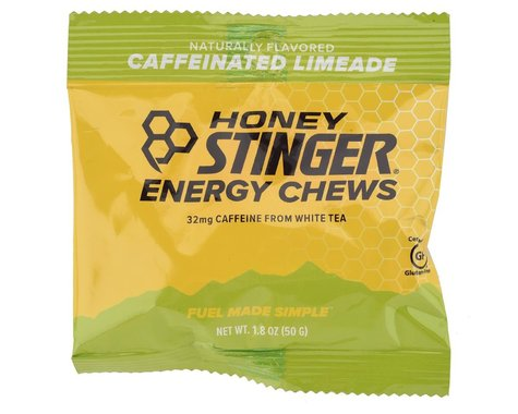 Honey Stinger Organic Energy Chews (Limeade) (1 1.8oz Packet)