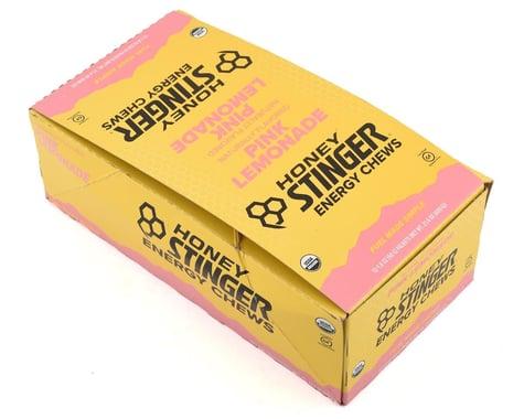 Honey Stinger Organic Energy Chews (Pink Lemonade) (12 1.8oz Packets)