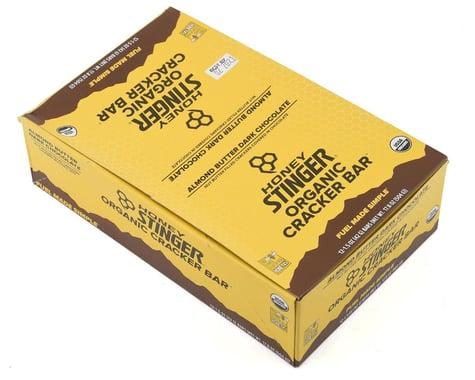 Honey Stinger Organic Cracker Bars (Almond Butter) (12 1.5oz Packets)