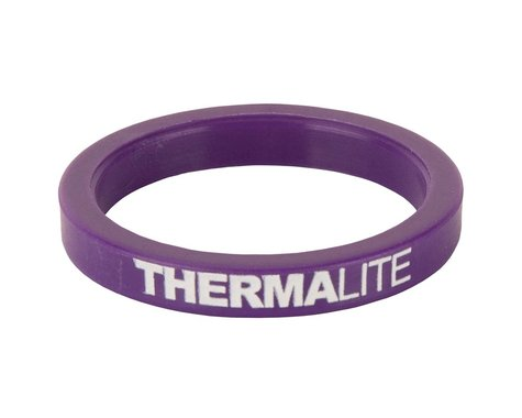 """Stolen Thermalite 1-1/8""""Headset Spacer (Purple)"""