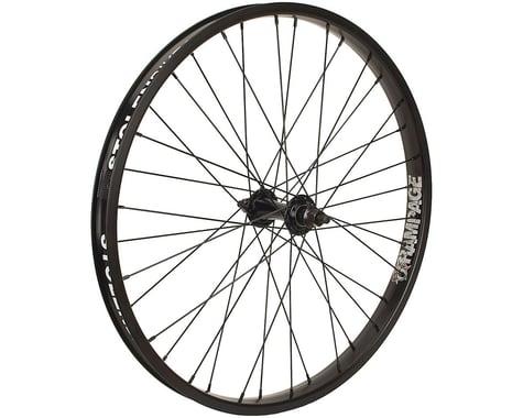 """Stolen Rampage 22"""" Front Wheel (Black) (22 x 1.75"""")"""