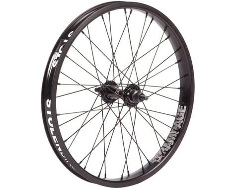 """Stolen Rampage 18"""" Front Wheel (Black) (18 x 1.75"""")"""