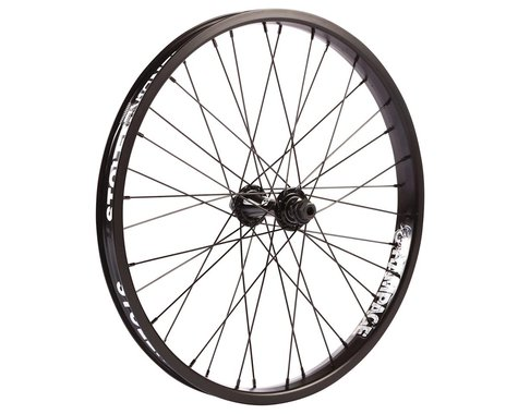 "Stolen Rampage FA Front Wheel (Black) (20 x 1.75"")"