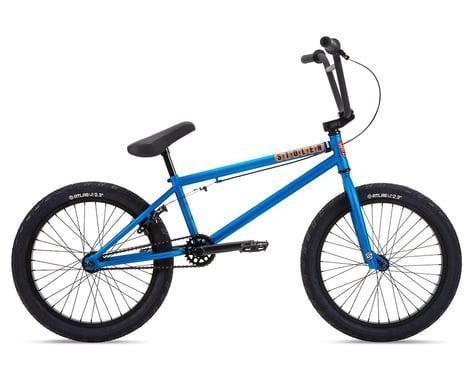"""Stolen 2021 Casino XL 20"""" BMX Bike (21"""" Toptube) (Matte Ocean Blue)"""