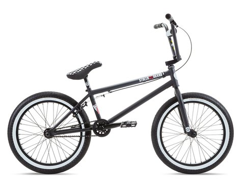 """Stolen 2021 Sinner FC 20"""" BMX Bike (21"""" Toptube) (Fast Times Black)"""