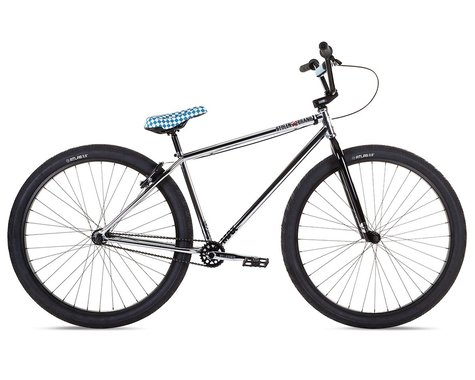 "Stolen 2021 Max 29"" Bike (23.25"" Toptube) (Chrome/Fast Times Blue)"
