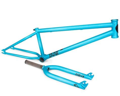 """Stolen Spade Pro 22"""" Frame and Fork (Matte Electric Blue) (22.25"""")"""