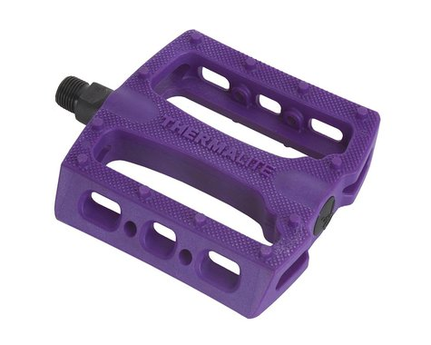 "Stolen Thermalite PC Pedals (Purple) (9/16"")"