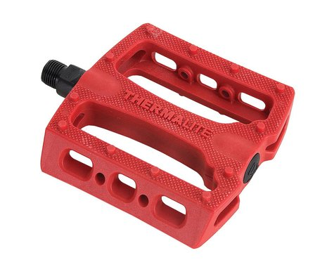 "Stolen Thermalite PC Pedals (Red) (9/16"")"
