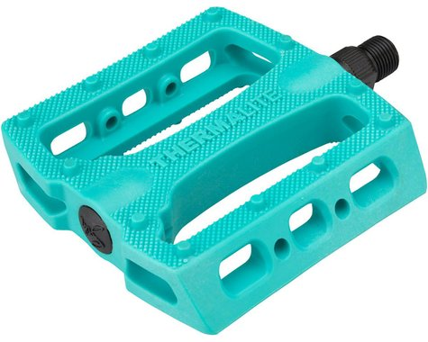 "Stolen Thermalite PC Pedals (Caribbean Green) (9/16"")"