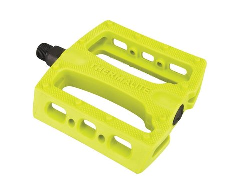 "Stolen Thermalite PC Pedals (Neon Yellow) (9/16"")"